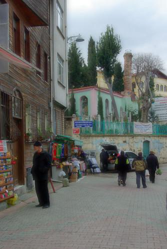 Aziz Mahmud Hüdai Hz street, üsküdar, istanbul