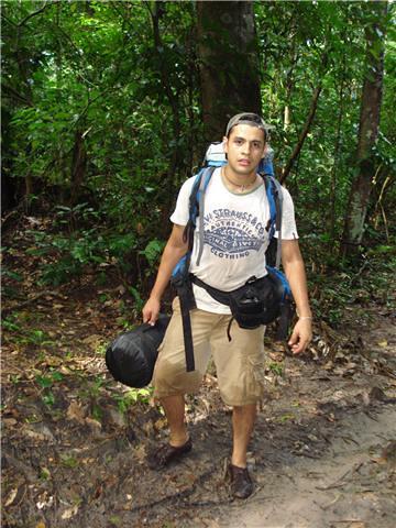 Caminata por el Parque Amboró
