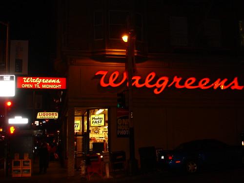 Walgreens!