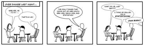Statisticians