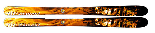 Movement Goliath Sluff Skis 2009
