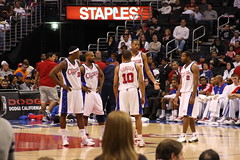 Los Angeles Clippers vs. Dallas Mavericks