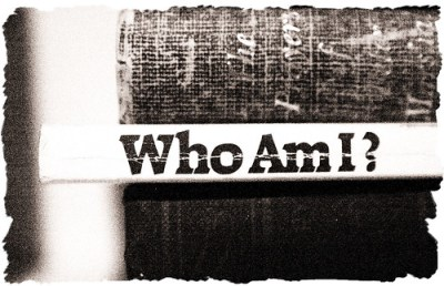 Prologue to My 365: Who Am I?