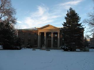 Mackey School of Mines Building, University of...