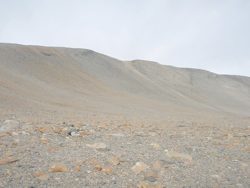 Andrews ridge, Taylor Valley