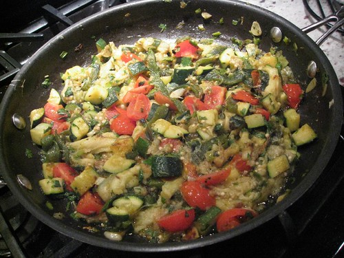 Mexican Ratatouille