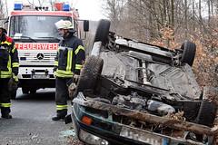 Verkehrsunfall Fischzuchtweg 25.03.08