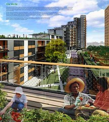 rendering of Via Verde in the Bronx (courtesy of RoseCompanies)