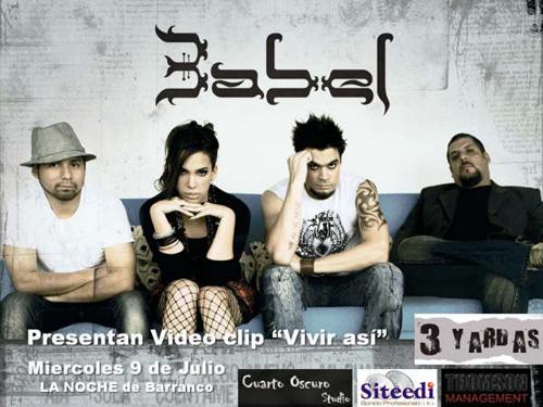 Afiche Babel