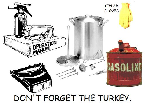 Turkey Torching Tips for Real Guys