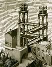 M. C. Escher. Waterfall. 1961.