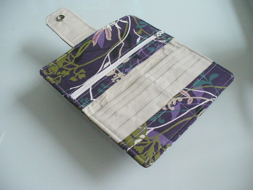 Purple Wallet 1c