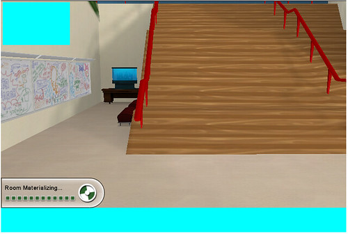 Lively Google-Room