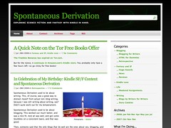 Spontaneous Derivation - Simplicity Theme