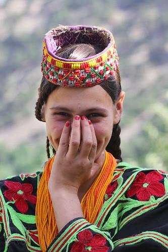 Kalashi Girl
