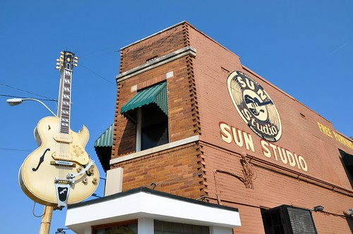 Sun Studio Tour Memphis TN