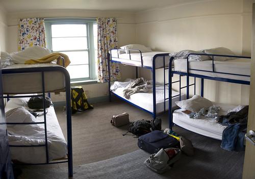 Habitación del Backpackers de Geelong