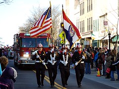 Fire Color Guard