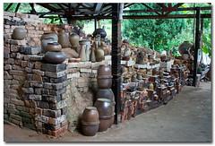 Brick and Clay Display 2 - LS