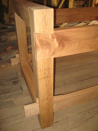 Joinery Close-up