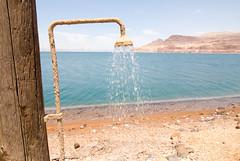 Dead See Shower, Jordan
