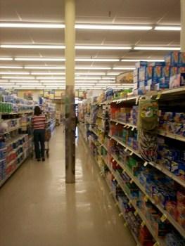 Grocery Aisle Pole 1.1