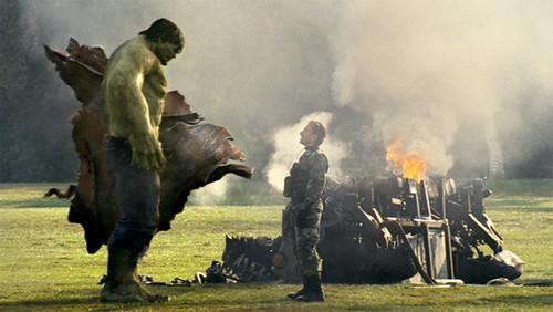 incredible hulk movie