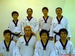 Tempat Latian Taekwondo di Citra Raya Surabaya Barat