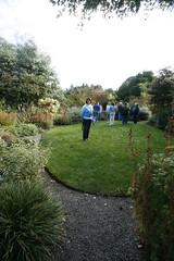 Small lawn at Joy Creek Nursery by Gardening in a Minute