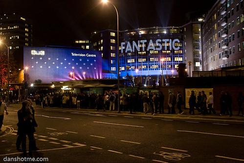 BBC Television Centre - Children in Need