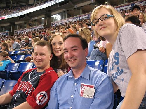 Jason, Erin, Bryan and Me