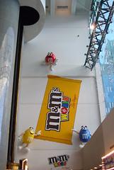 Vegas - M&M's store