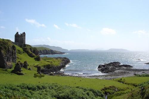 Glynen Castle, Kerrera