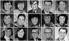 Yearbook Yourself mosaic