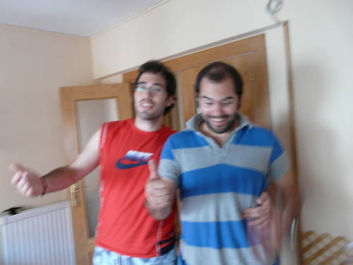 Jorge y Álvaro