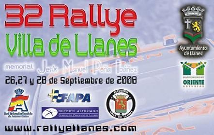 32 rallye llanes by you.