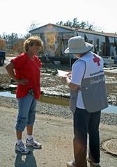 Disaster Assessment in Cameron, LA