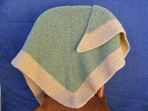 Carolyn's Shawl 3