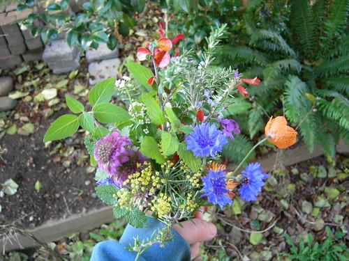 November?! bouquet