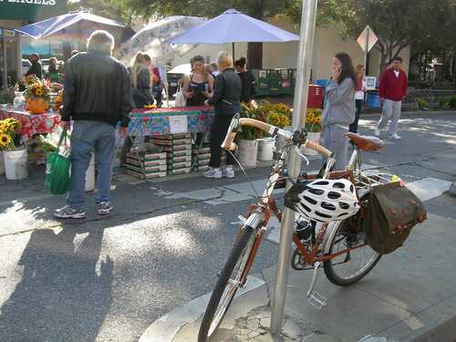 Bike to market