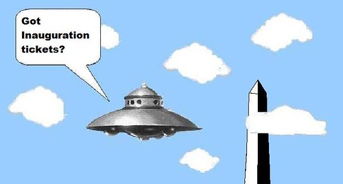 DC UFO?