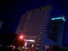 Sibu by night