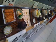 Plastic food displays