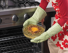 Glass food storage containers - Glass Oven Safe
