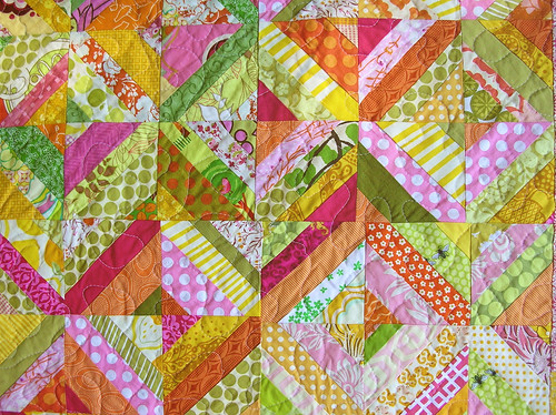 Do. Good Stitches quilt detail