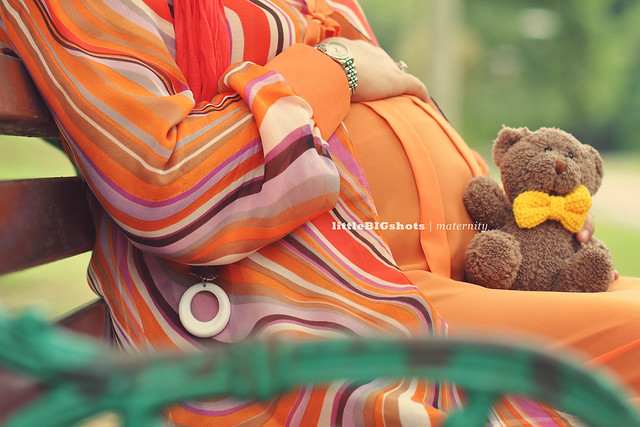 A Mother's Joy | Maternity Portraiture Photographer Malaysia