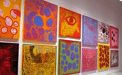 Kusama Paintings
