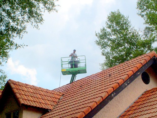 Tile Roof Cleaning Tampa, FL