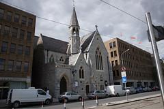 Unitarian Church, St Stephens Green, Dublin by infomatique