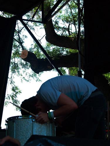 HEALTH @ Pitchfork 2008, Chicago 07/20/08